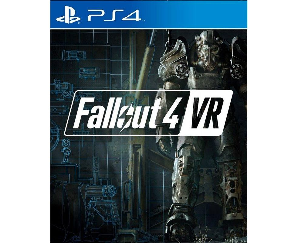 Fallout 4 VR PS4