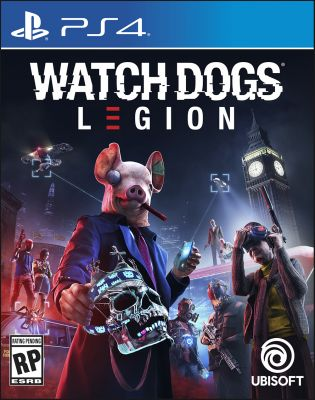 Watch Dogs: Legion PS4