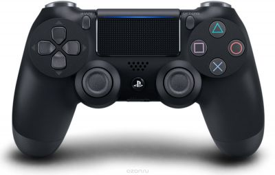 Геймпад PS4 беспроводной  DualShock 4 Wireless Controller (BLACK) V2