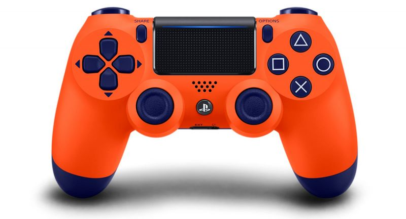 Геймпад Sony PS4 беспроводной  DualShock 4 V2