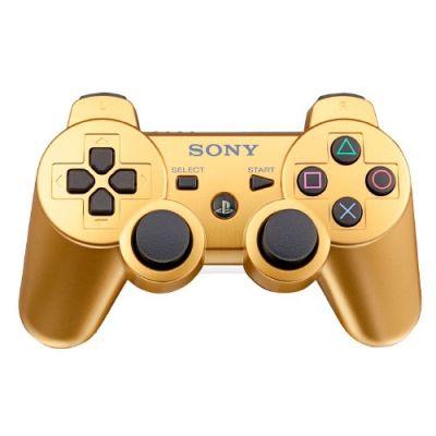 Геймпад Playstation 3/PC Золотой (Gold)