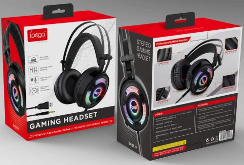 Наушники PS4 /  PC / Switch / Xbox One Wired Gaming Headset