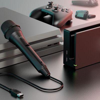 Микрофон Караоке для PlayStation 4 | Караоке PS4