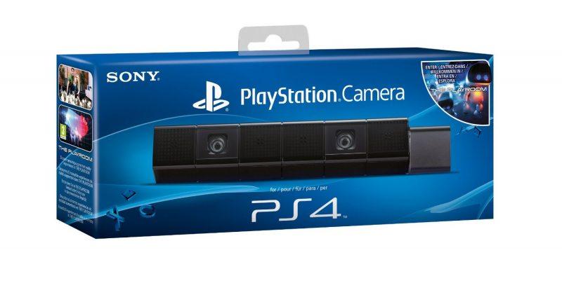 PlayStation 4  Камера
