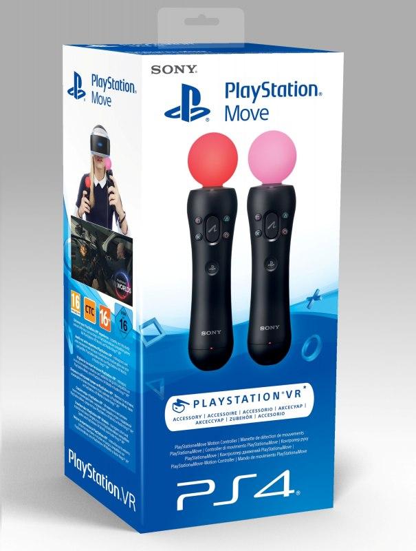 Playstation 4 Move