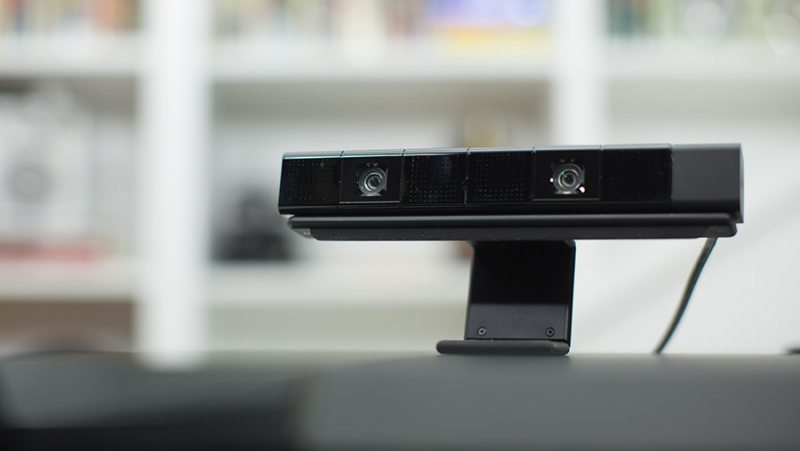 PlayStation 4  eye camera