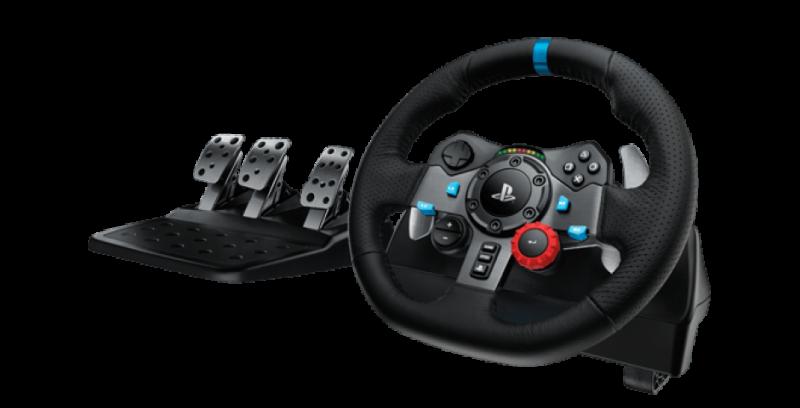 Logitech G29 Driving Force PS4