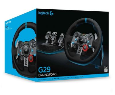 Logitech G29 Driving Force PS4