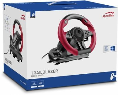 Руль TRAILBLAZER RACING WHEEL для PS4 | XBOX SERIES S/X/ONE | PS3 | SWITCH | PC