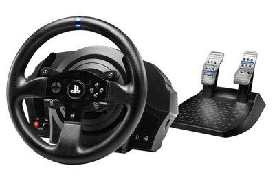 Руль Thrustmaster T300 RS для PS4 / PS3 / PC