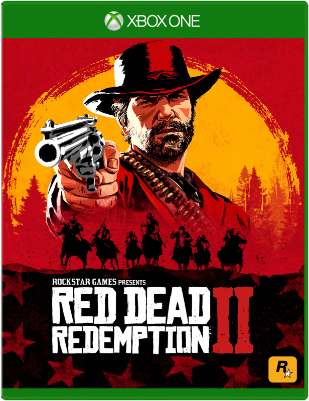 Xbox One X 1TB + Red Dead Redemption 2
