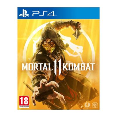 Купить Mortal Kombat 11 для PlayStation 4