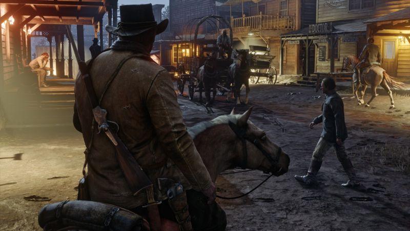 Red Dead Redemption 2 для PS4 (Playstation 4)