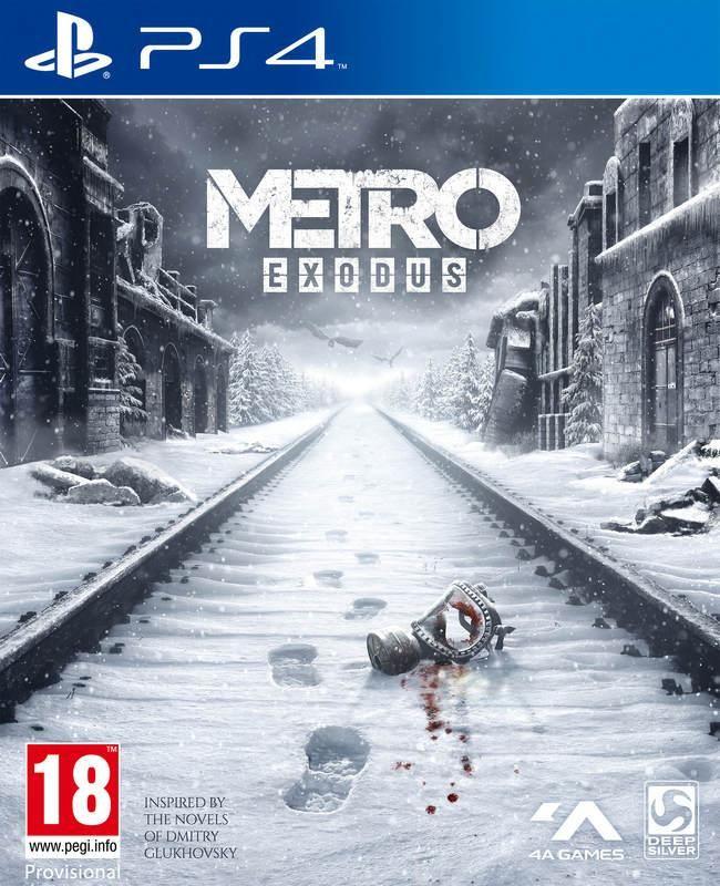 МЕТРО Исход PS4