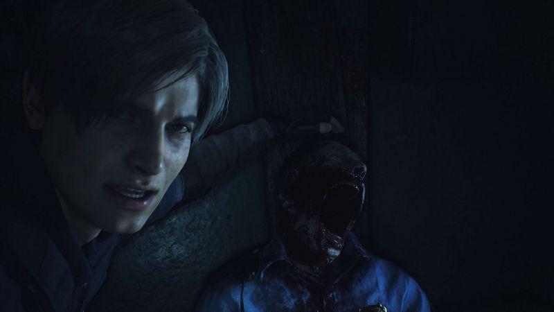 Resident Evil 2 для PS4