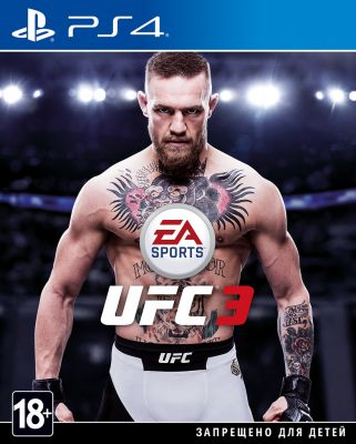 Игра UFC 3 для PlayStation 4 | UFC 3 PS4 в рассрочку