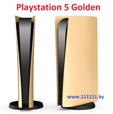 Sony PlayStation 5 Golden