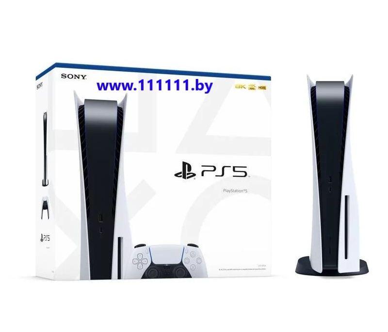 Sony PlayStation 5 с приводом PS5