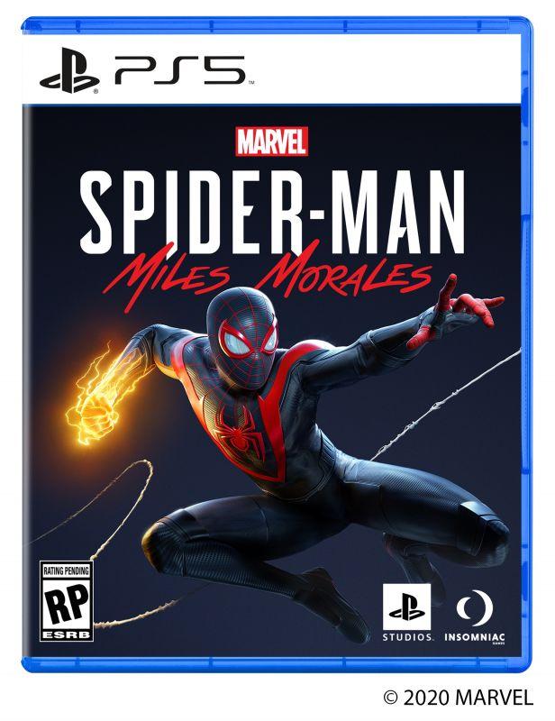Marvel's SpiderMan:Miles Morales PS5