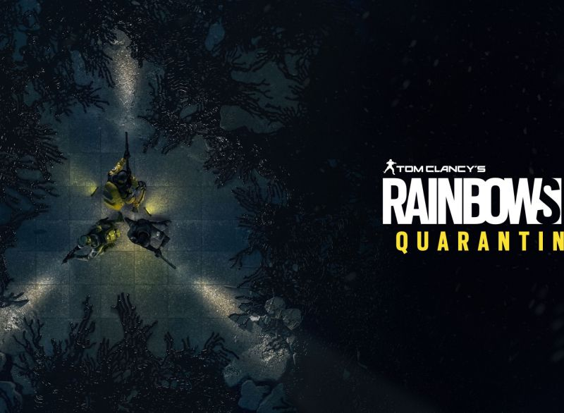 Tom Clancy's Rainbow Six Quarantine PS5