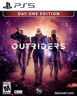 OUTRIDERS Day One Edition для PS5