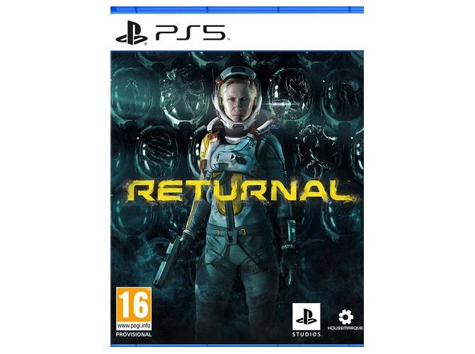 Игра Returnal для PlayStation 5