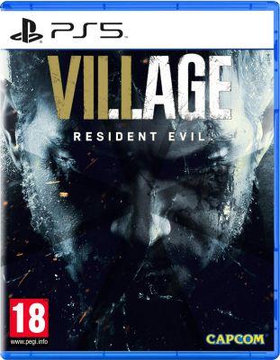 Игра Resident Evil Village для PlayStation 5 (PS5)