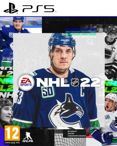 NHL 22 для PlayStation 5   NHL 22 PS5