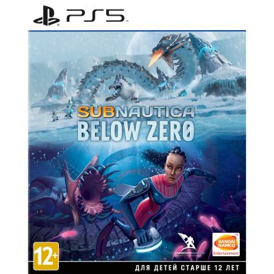 Subnautica: Below Zero для PlayStation 5 | Subnautica: Below Zero PS5