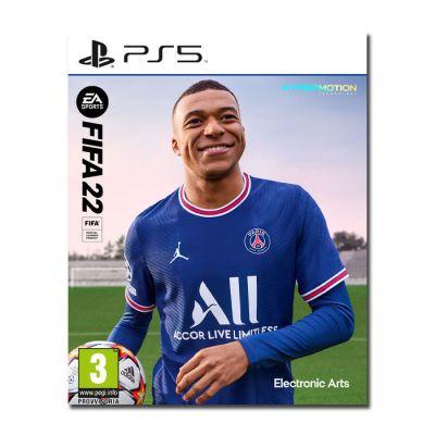 FIFA 22 для PlayStation 5 (PS5) | Диск в Зачет