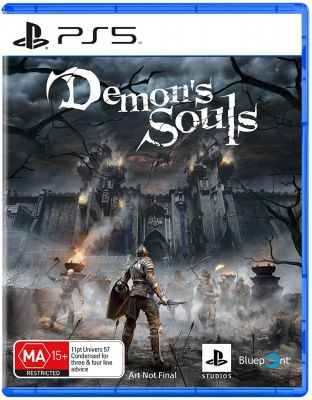Игра Demon's Souls для PS5 | Demon's Souls на Playstation 5