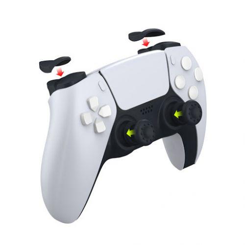 Насадки на стики PS5 Trigger Kit 8 in 1