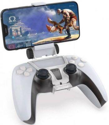 Крепление телефона к игровому контроллеру Playstation DualSense