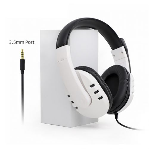Наушники Stereo Headphone для PS5 / Switch / X-ONE(S) / X-360