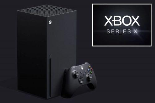Игровая приставка Xbox Series X