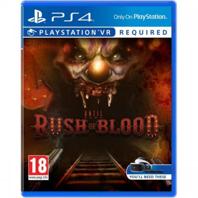 Until Dawn™: Rush of Blood
