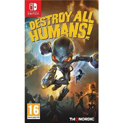 Игра Destroy All Humans! для Nintendo Switch