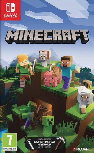 Игра Minecraft для Nintendo Switch