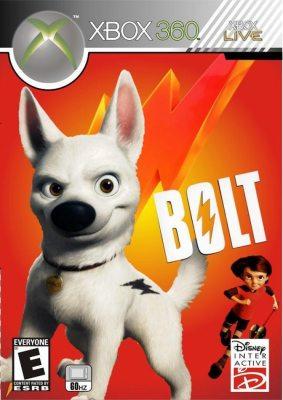 Bolt (Русская версия)