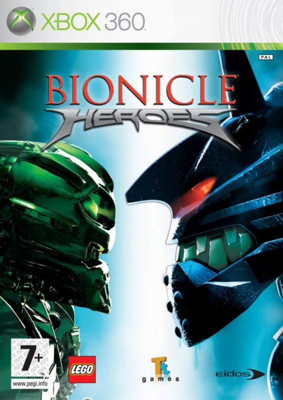 Bionicle Hiroes