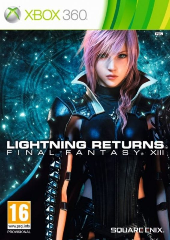 Lightning Returns: Final Fantasy XIII (Xbox360)