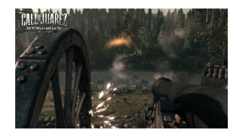 Call of Juarez 2 Bound in Blood (Русская версия)