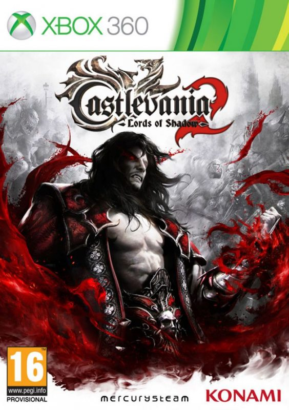 Castlevania: Lord of Shadow 2 (Русская версия!) XBox360