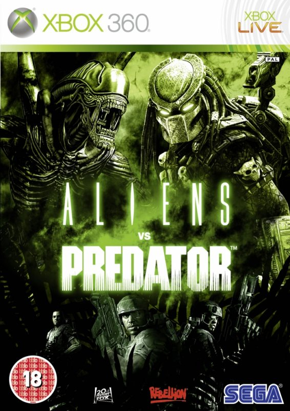 Aliens vs. Predator (Русская версия)