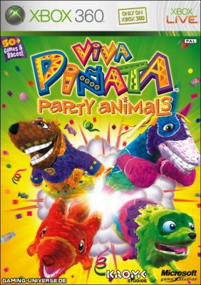 Viva Pinata Party Animal