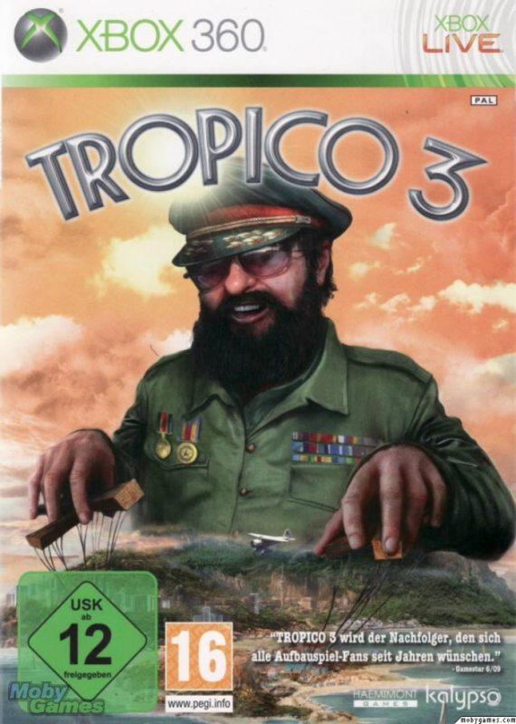 TROPICO 3 (Русская версия)