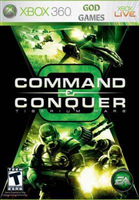 COMMAND & CONQUER 3:TIBERIUM WARS