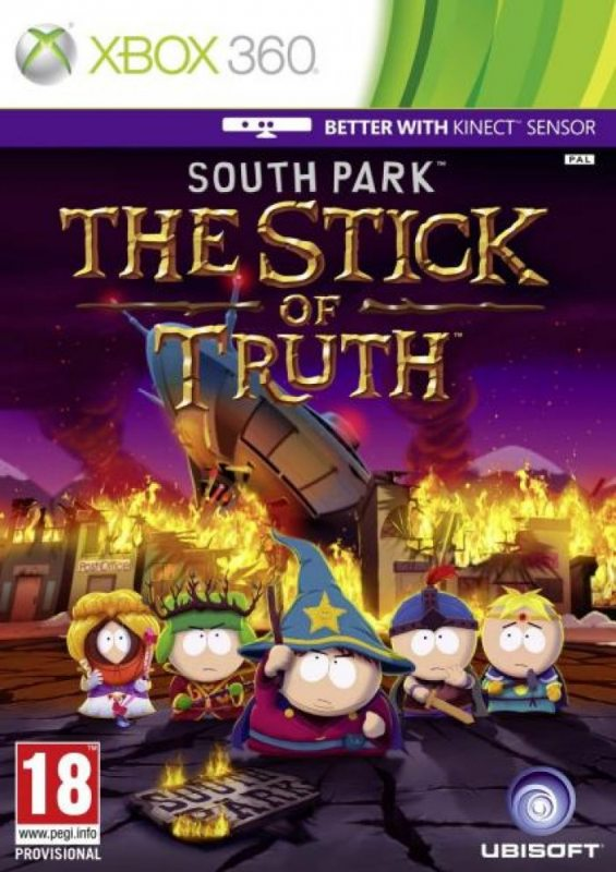 South Park: The Stick of Truth (Русская версия)