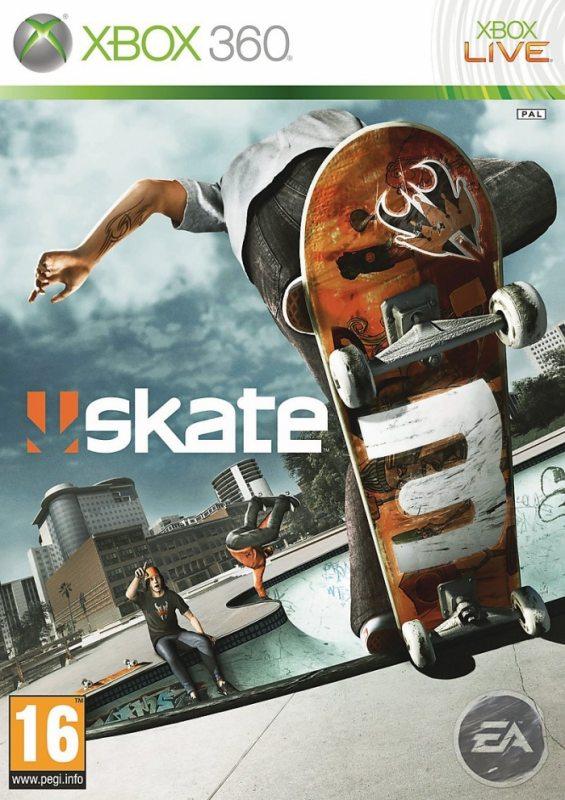 SKATE 3 (Русская версия)