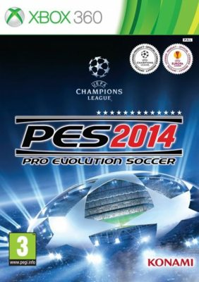 Pro Evolution Soccer 2014 (Русская версия)